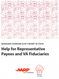 This guide is a helpful resource for someone who manages another person's federal benefits.